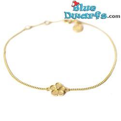 Daisy smurf  bracelet yellow (Diamanti per Tutti +/- 16cm)
