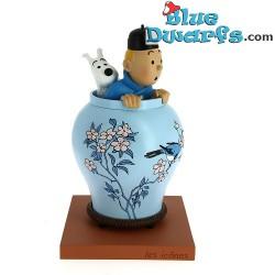 Tintin and the blue lotus jar (Moulinsart/ 2017)