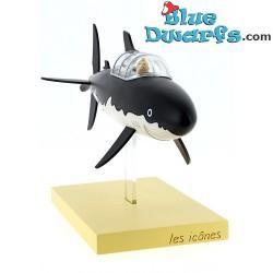Tintin and the shark submarine  (Moulinsart/ 2017)