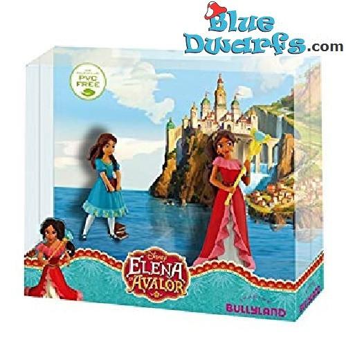 Disney Elena Avalor playset (Bullyland, 8-10cm)