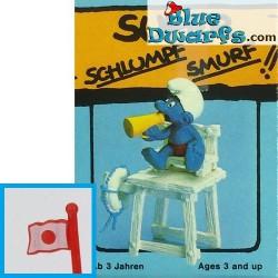 40242: Lebensretter Schlumpf (Superschlumpf)