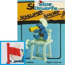 40242: Lifeguard Smurf (Super smurf)