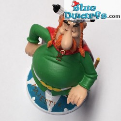 Asterix e Obelix: Majestix Plastoy (+/- 10 cm)