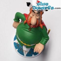 Asterix und Obelix: Majestix Plastoy (+/- 10 cm)