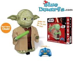 Star Wars Radio control inflatable Yoda (+/- 67 cm)