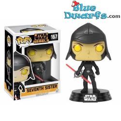 Funko Pop! Star Wars Rebels: Seventh Sister (Nr. 167)
