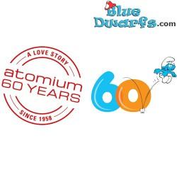 Atomium Smurf 60 years smurfs (2018)