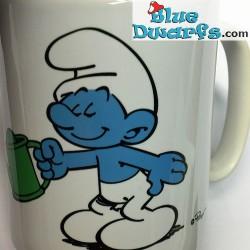 Smurf mug Atomium