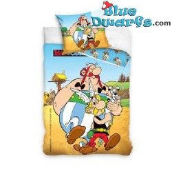 Asterix and Obelix duvet cover  (+/- 160x200)