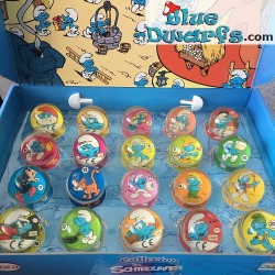 20 Smurf bouncing ball supermarket Market