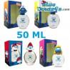 4x smurf Eau de Toilette (50 ML)