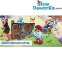 Smurf milk chocolate (0,075 kilo)