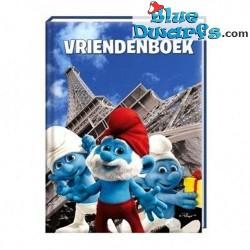 Vriendenboekje Smurfen *Nederlandstalig*