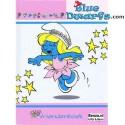 Buddybook Smurf *Dutch* (14x19cm)