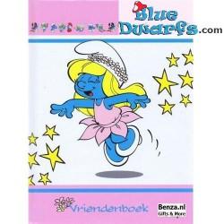 Vriendenboekje Smurfen *Nederlandstalig* (14x19cm)