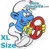 Smurf sticker *1978* (+/- 21cm)