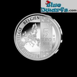 Smurf coin (60 Year smurf jubilee)