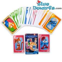 Kartenspiel Schlümpfe Assano