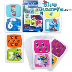Smurf game *Domino*  (cardgame)