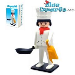 Playmobil cuoco (Plastoy 2018 +/-24cm)