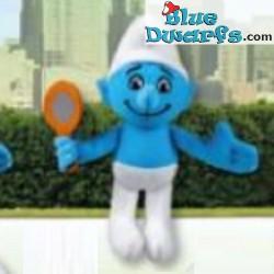 Smurf Plush: Vanity smurf Mc Donalds 2011 (+/- 10 cm)