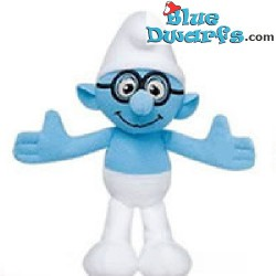 Smurf Plush: Papa smurf Mc Donalds 2011 (+/- 10 cm)