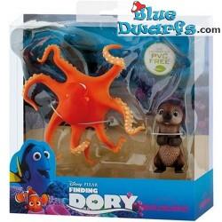 Finding Dory playset (Bullyland, 4-10cm)