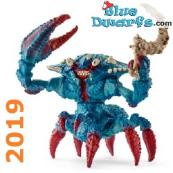 Eldrador 2019: Battle crab with weapon (Schleich 42495)