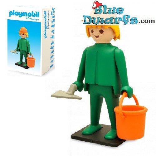 Playmobil Mason (Plastoy 2018 +/- 21cm)