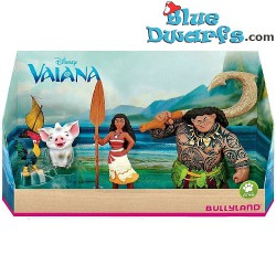 Vaiana playset (Bullyland, 8-10cm)
