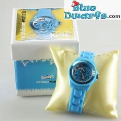 Hefty smurf watch *Outdoor Watch* JUNIOR