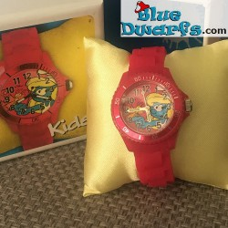 Smurfette  watch *Outdoor Watch* JUNIOR