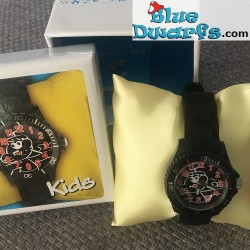 Black smurf watch *Outdoor Watch* Junior