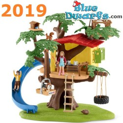 Schleich 2019: Adventure tree house (Farmworld: 42408)