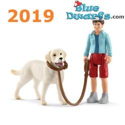 Schleich Animali: Cane Labrador (42478) 2019