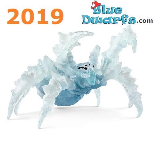 Eldrador 2019: Ice spider (Schleich 42494)