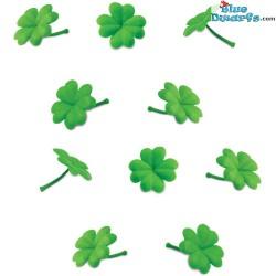 10x Four-leaf clover (+/- 2 cm)