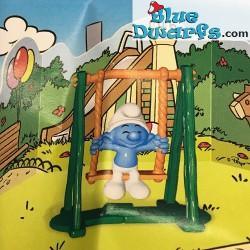 Smurf *Kinder Suprise 2018* (+/- 4cm)