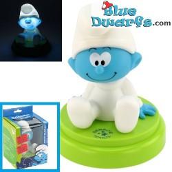 Smurf light *Mobile baby smurf* (+/- 12 x12cm)