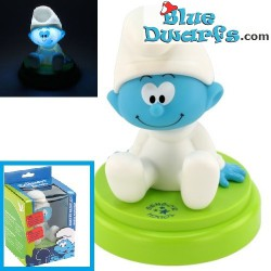 Smurf light *Mobile baby smurf* (+/- 12 x12cm)