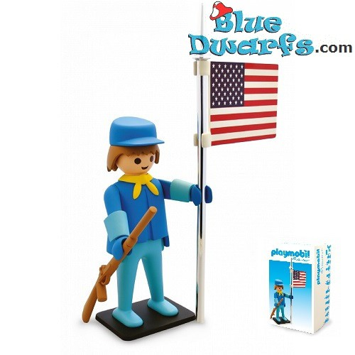 Playmobil the US soldier (Plastoy 2018 +/- 21cm)