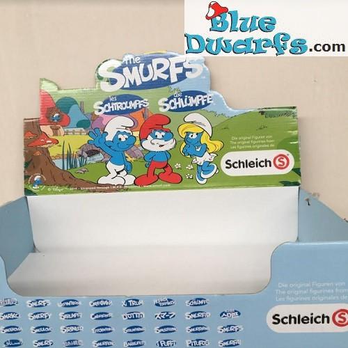 20905: Smurfs in displaybox (EMPTY BOX)