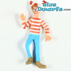 Where is Waldo? (1 figurines)