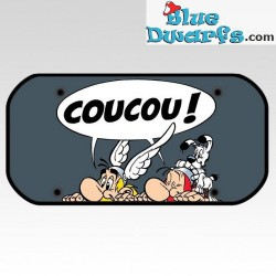 1 x parasole laterali Asterix e Obelix: Coucou (100x50 cm)