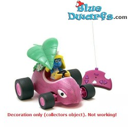Smurfette (Smurf Mini Radio Controlled vehicle, SMR012)