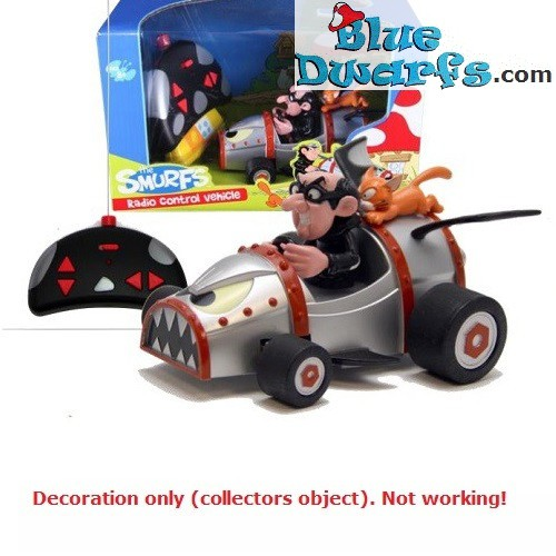 Gargamel (Smurf Mini Radio radio Controlled vehicle, SMR015)