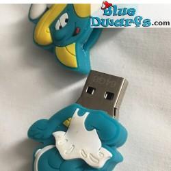 Schtroumpfette USB stick (64 GB)