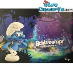 Schlümpfe Show Buch 2018  Smurf Experience (französisch)