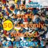 50 Schleich Pitufos Schleich *MUY BUENA CONDICIÓN*