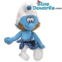 Smurf Plush: Gutsy Smurf (+/-38 cm)